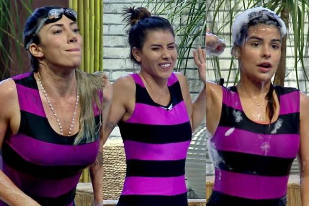 Power Couple - Prova das Mulheres (Divulgação/Record TV)
