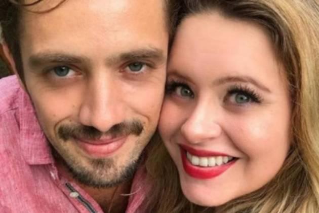 Rafael Cardoso e Mariana Bridi - Reprodução/Instagram