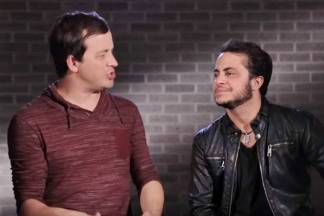 Rafael Cortez e Thammy Miranda/Youtube