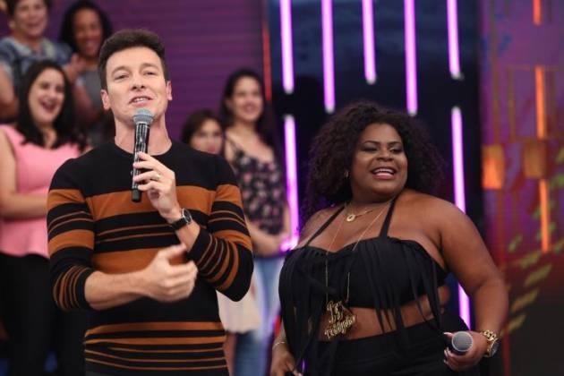 Rodrigo Faro e Jojo Todynho - Divulgação/Record TV