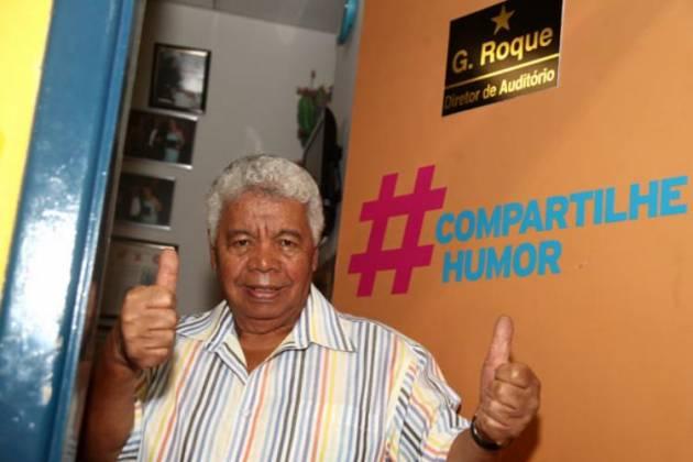 Roque - Divulgação/SBT