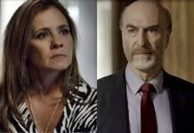 Segundo Sol - Laureta e Severo (Reprodução/TV Globo)