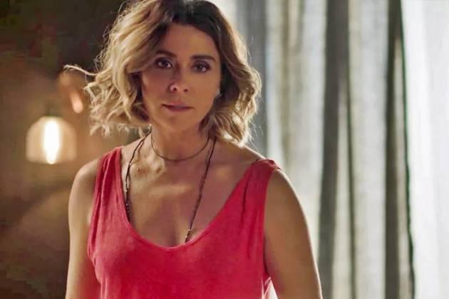 Segundo Sol - Luzia fica em choque (Reprodução/TV Globo)