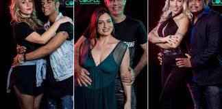 Nadja e D'Black, Tatí e Nizo, Tati Minerato e Marcelo