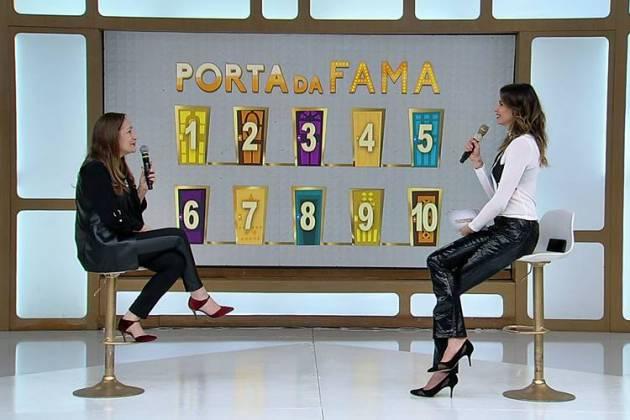 Sonia Abrão e Luciana Gimenez (Divulgação/Rede TV!)