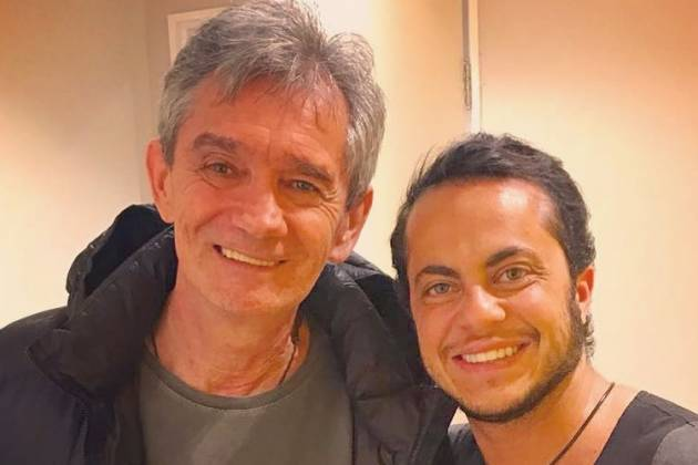 Thammy Miranda e Serginho Groisman/Instagram