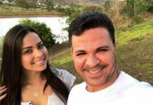 Victória Villarim e Eduardo Costa - Reprodução/YouTube