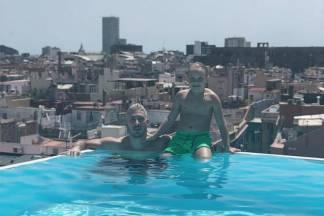 Vinicius Martinez e Davi Lucca - Reprodução/Instagram