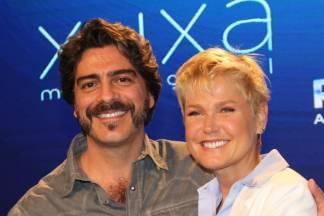 Xuxa e Junno/TV Record - Divulgação