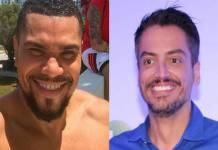 Naldo e Leo Dias - Montagem/Área VIP