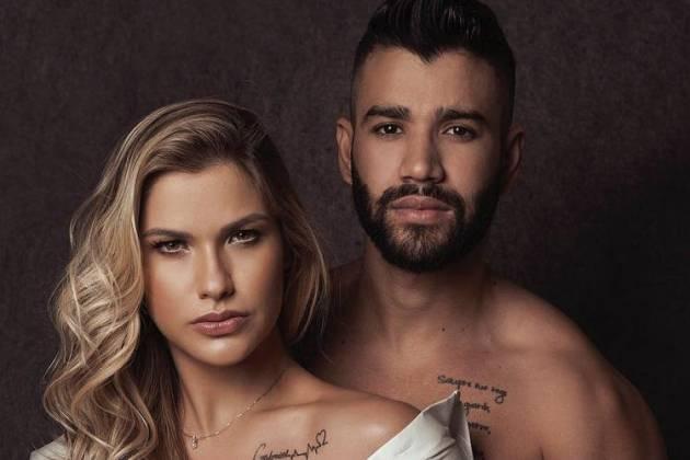 Andressa Suita e Gusttavo Lima -Reprodução/Instagram