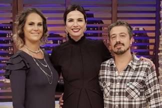Aritana - Gimenez - Paulo (Divulgação/RedeTV!)
