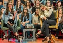 Bruna Marquezine e Giovanna Ewbank ( Globo/Fábio Rocha)