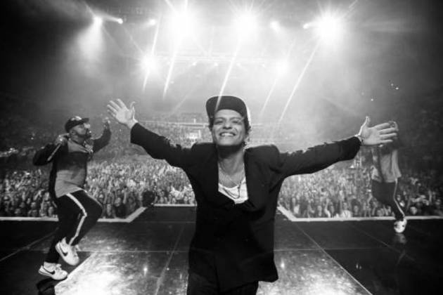 Bruno Mars/Instagram