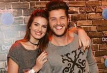 Camila Queiroz e Klebber Toledo - Reprodução/Instagram