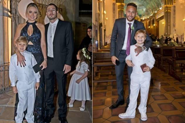 Carol Dantas com o namorado - Davi Lucca - Neymar (Paulo Santos)