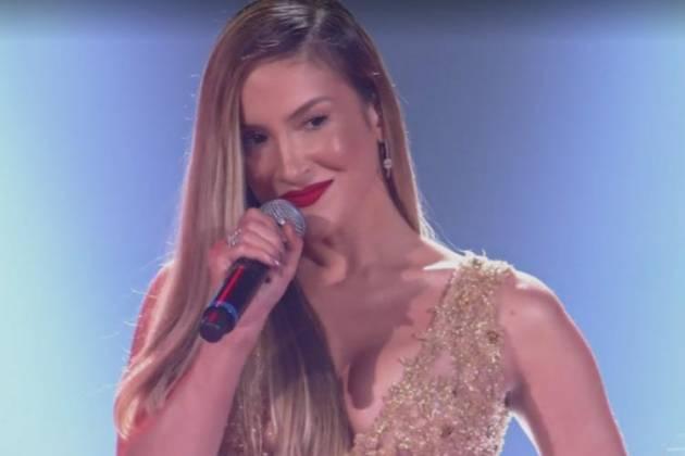 Claudia Leitte - Divulgação/TV Globo