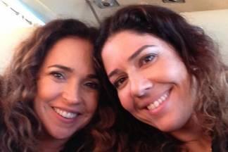 Daniela Mercury e Malu Verçosa - Reprodução/Instagram