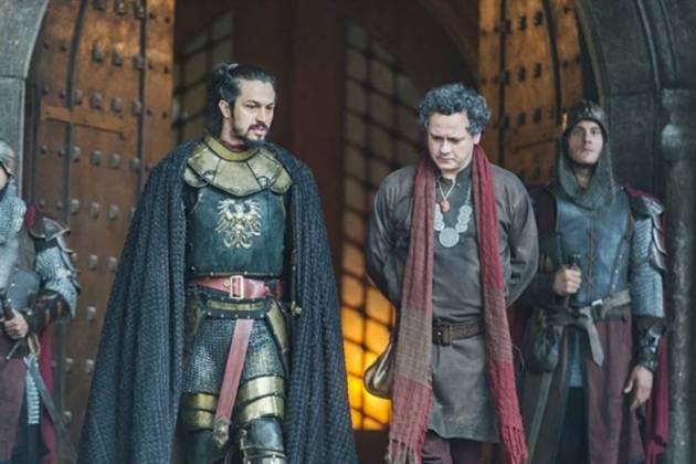 Deus Salve o Rei - Afonso descobre que Otávio invadiu Artena (Globo/Paulo Belote)