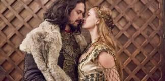 Deus Salve o Rei - Afonso e Amália(Globo/Estevam Avellar)