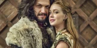 Deus Salve o Rei - Afonso e Amália (Globo/Estevam Avellar)