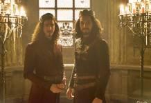 Deus Salve o Rei - Afonso e Rodolfo (Globo/Cesar Alves)
