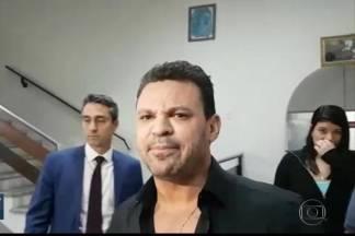Eduardo Costa - Reprodução/TV Globo