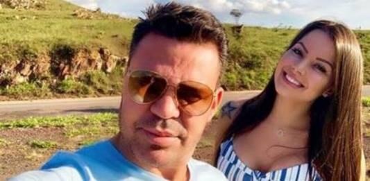 Eduardo Costa e Victória Villarim - Reprodução/Instagram