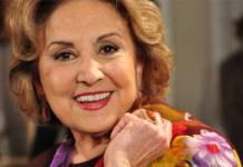 Eva Wilma - Divulgação/TV Globo