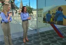 Fernanda Gentil e Ana Paula Araújo - Reprodução/TV Globo