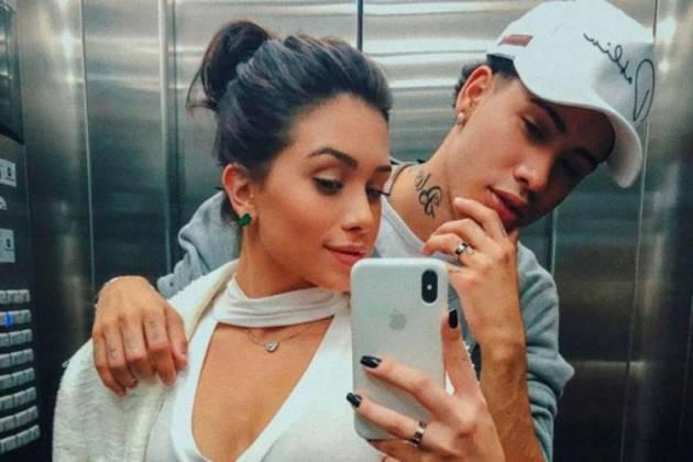 Flávia Pavanelli e Kevinho - Reprodução/Instagram