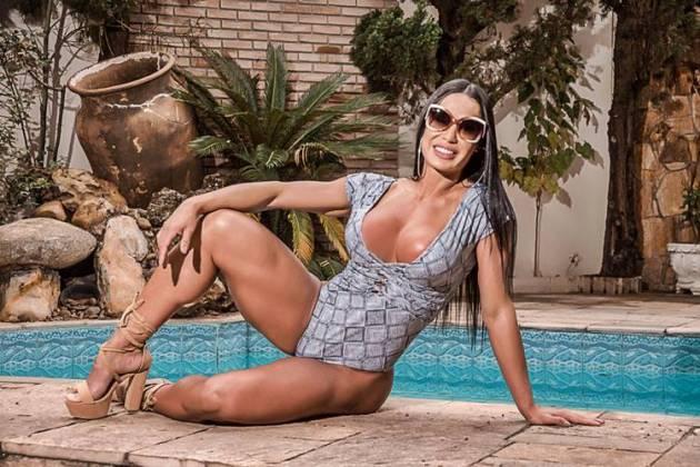 Gracyanne Barbosa (Wsantos / Vhassessoria)