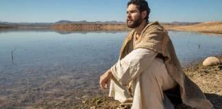 Jesus (Edu Moraes/ Record TV)