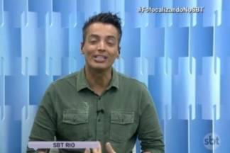 Leo Dias - Reprodução/SBT