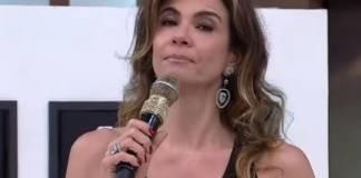 Luciana Gimenez - Reprodução/RedeTV