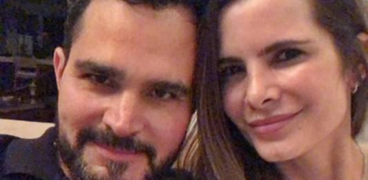 Luciano Camargo e Flavia Camargo/Instagram