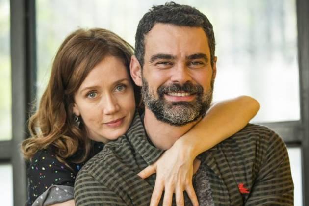 Malhacao - Gabriela e Rafael (Globo/João Miguel Júnior)