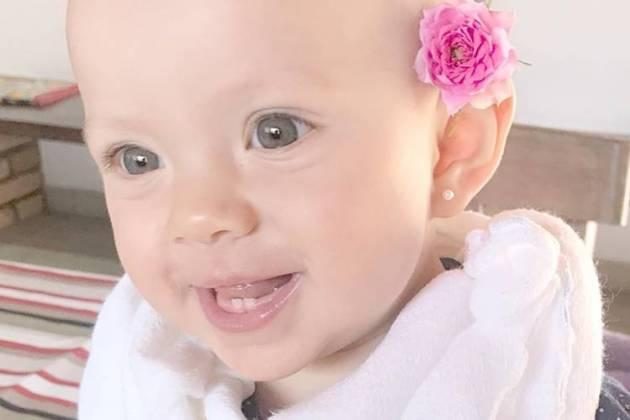 Manuela - filha de Eliana/Instagram