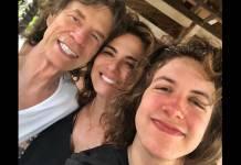 Mick Jagger - Luciana Gimenez - Lucas Jagger/Instagram