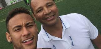 Neymar e o pai - Reprodução/Instagram