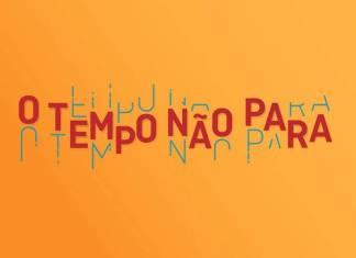 O Tempo Não Para - logo (Reprodução/TV Globo)