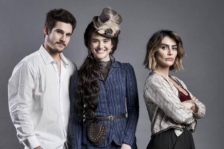 2fb6106056b O Tempo não Para - Samuca - Marocas - Betina ( Globo João Miguel Júnior