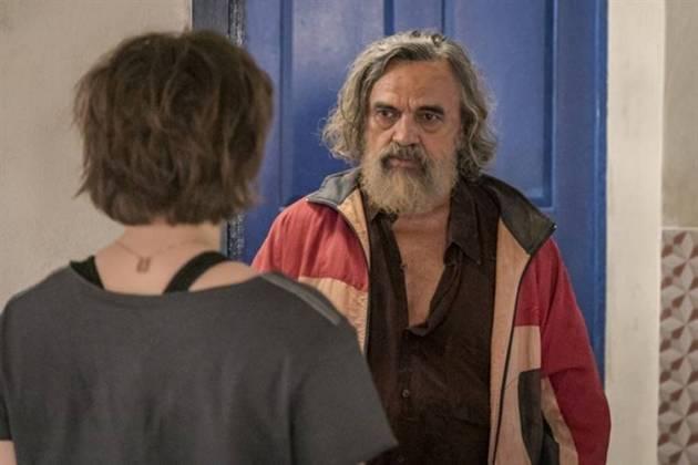 Onde Nascem Os Fortes - Maria descobre quem é seu pai (Globo/Paulo Belote)