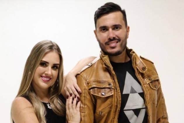 Patrícia Leitte e Ponce - Reprodução/Instagram