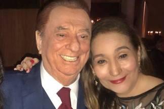 Raul Gil e Sonia Abrao/Instagram