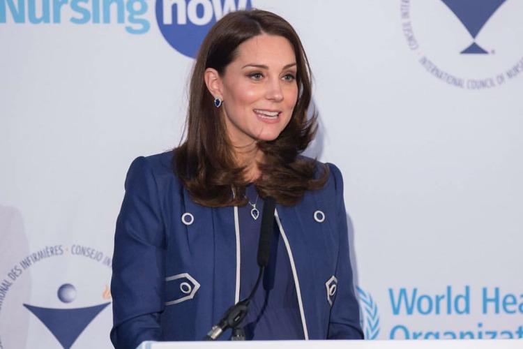 Kate Middleton pode estar grávida do quarto filho