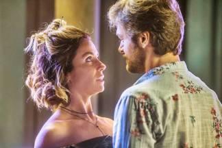 Segundo Sol - Luzia e Beto ficam juntos (Globo/Raquel Cunha)