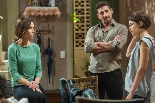 Segundo Sol - Manuela se envolve com a família de Narciso (Globo/Raquel Cunha)