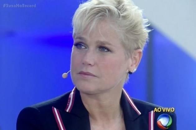 Xuxa - Reprodução/Record TV