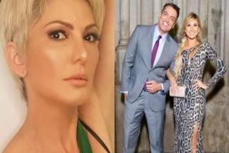 Antonia Fontenelle, Leo Dias e Lívia Andrade - Montagem/Área VIP
